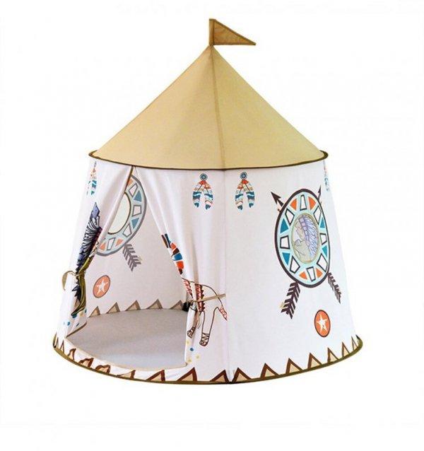 Namiot domek dla dzieci Tipi Wigwam 110cm