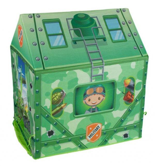 Domek składany baza namiot do zabawy wojskowy 103cm
