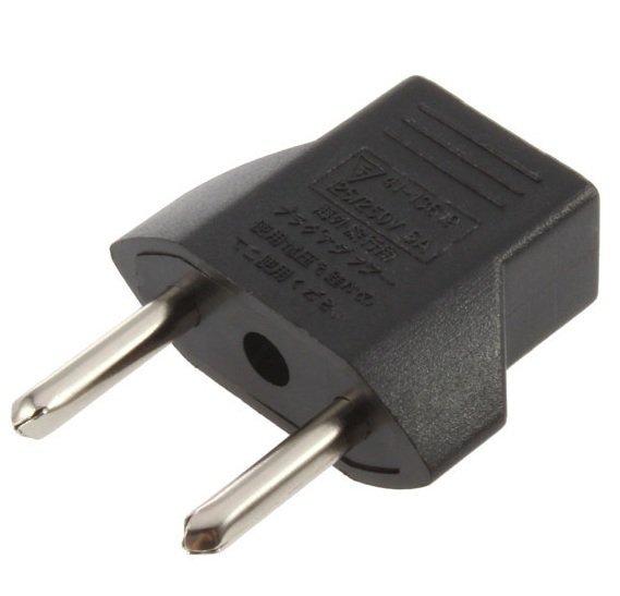 Przejściówka adapter US-EURO EU US