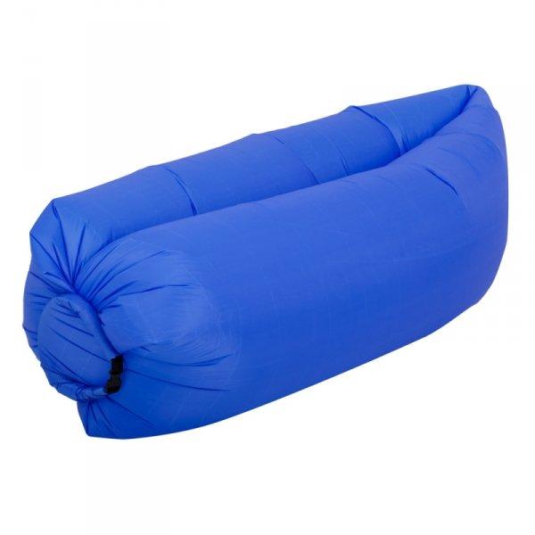 Lazy Bag SOFA materac POWIETRZE Ciemny niebieski