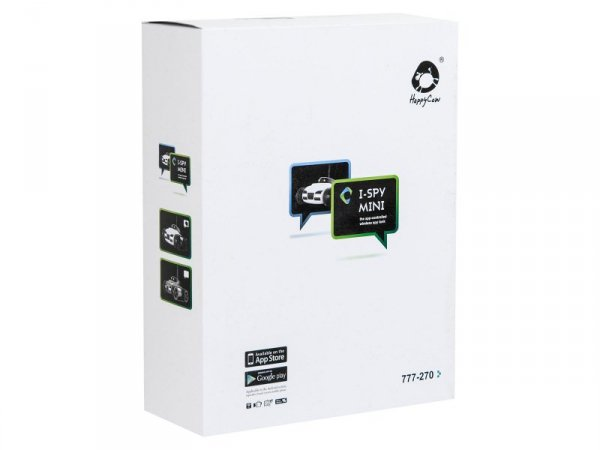 Czołg  RC samochód z kamerą Wi-FI 777-270