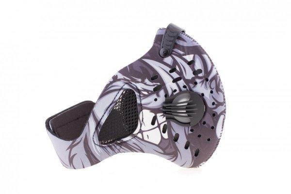 Maska na rower neoprenowa STYLE 'wild ox'
