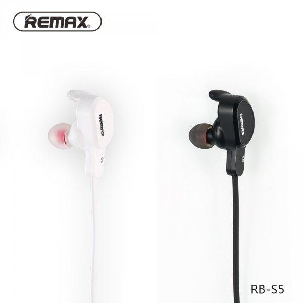 Słuchawki remax czarne