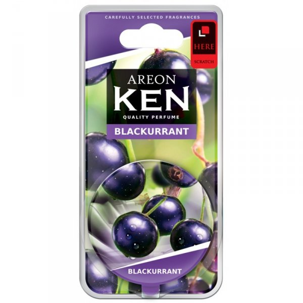Areon KEN Blackcurrant