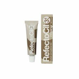 RefectoCil Augenbrauen- und Wimpernfarbe (3.1 LICHTBRAUN)