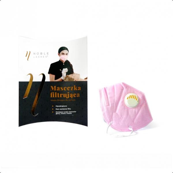 Mundschutzmaske von NobleLashes PM 2.5