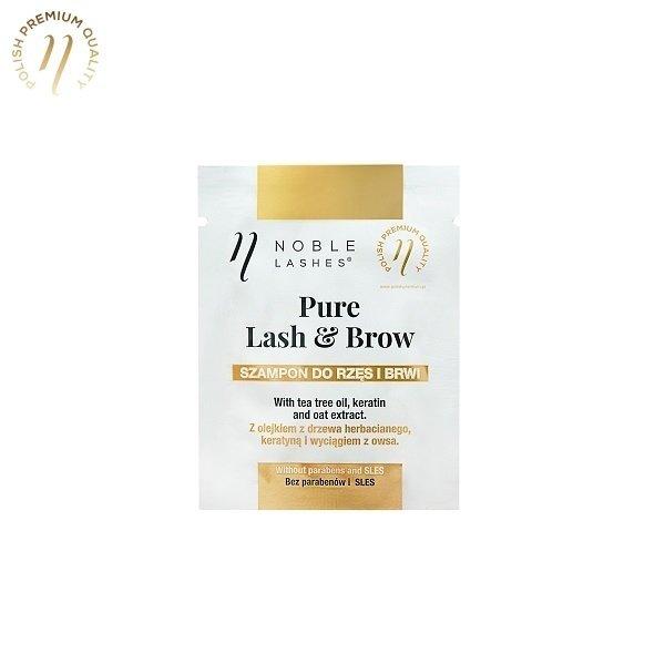 PURE LASH & BROW Wimpernshampoo (3ml)