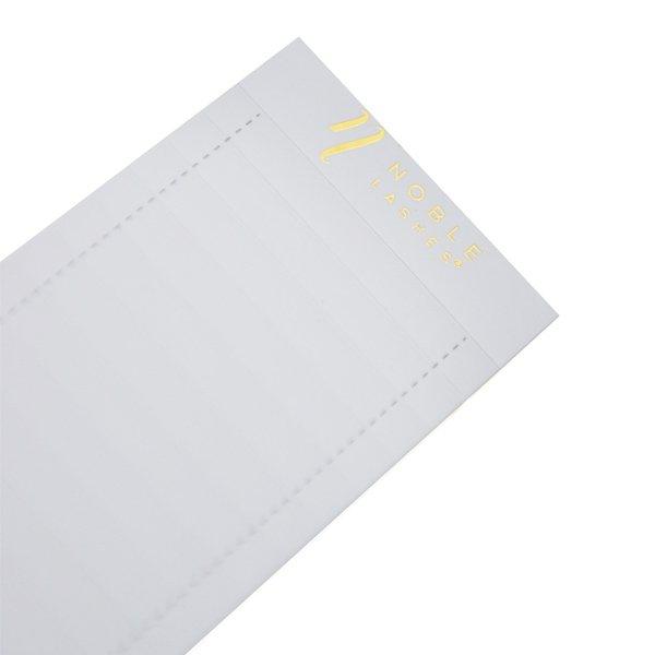 Silver Clean Peel für Wimpernstreifen