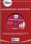 O dojrzewaniu Dziewczęta Karty demonstracyjne i materiały interaktywne + CD dla uczniów ze specjalnymi potrzebami edukacyjnymi