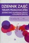 Dziennik zajęć terapii pedagogicznej korekcyjno - kompensacyjnych i logopedycznych