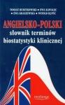 Angielsko polski słownik terminów biostatystyki klinicznej