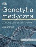 Genetyka medyczna Jorde, Bamshad, Carey