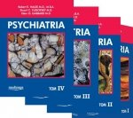 Psychiatria Tom 1, 2, 3, 4 Komplet Hales, Yudofsky, Gabbard