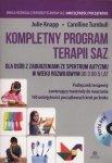 Kompletny program terapii SAZ CD dla osób z zaburzeniami ze spektrum autyzmu w wieku rozwojowym od 3 do 5 lat