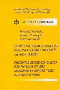 Centylowe siatki sprawności fizycznej polskiej młodzieży EUROFIT