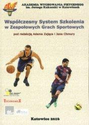 Współczesny system szkolenia w zespołowych grach sportowych