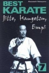 Best karate 7 Jitte Hangetsu Empi