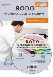 RODO w gabinecie dentystycznym z wzorami na płycie CD
