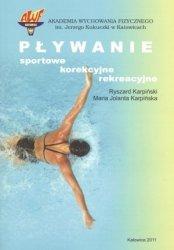 Pływanie sportowe korekcyjne rekreacyjne