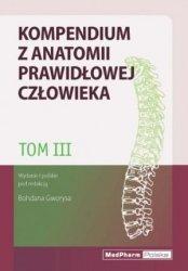 Kompendium z anatomii prawidłowej człowieka Tom 3