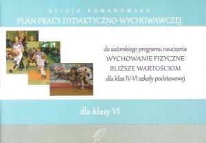 Plan pracy dydaktyczno wychowawczej dla klasy VI część 3