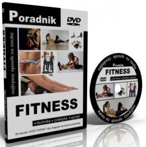 Poradnik DVD Fitness Najlepszy sposób na naukę Technika praktyka sprzęt
