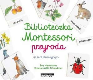 Biblioteczka Montessori Przyroda
