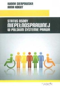 Status osoby niepełnosprawnej w polskim systemie prawa