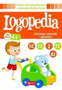Logopedia Ćwiczenia i wierszyki z głoskami 3 sz cz dż ż rz
