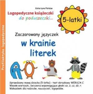 Zaczarowany języczek w krainie literek 5-latki
