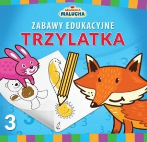 Zabawy edukacyjne trzylatka