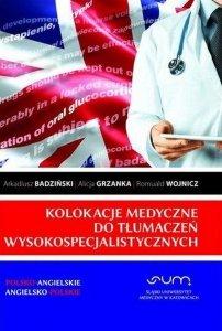 Kolokacje medyczne do tłumaczeń wysokospecjalistycznych