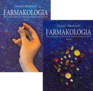 Farmakologia dla policealnych szkół farmaceutycznych tom 1-2 Komplet