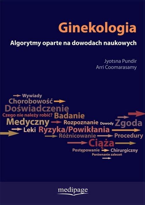 Ginekologia Algorytmy oparte na dowodach naukowych