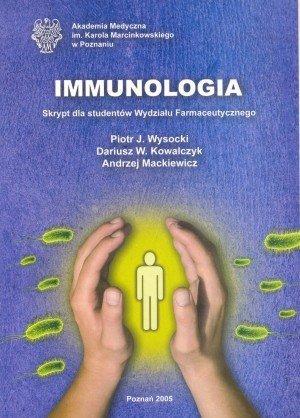 Immunologia Skrypt dla studentów Wydziału Farmaceutycznego