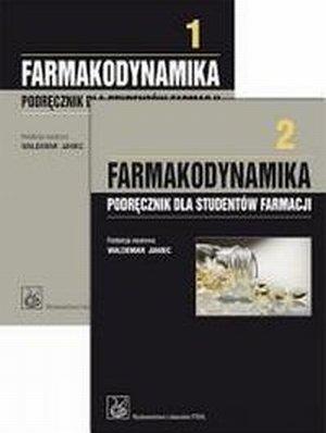 Farmakodynamika tom 1-2 Podręcznik dla studentów farmacji