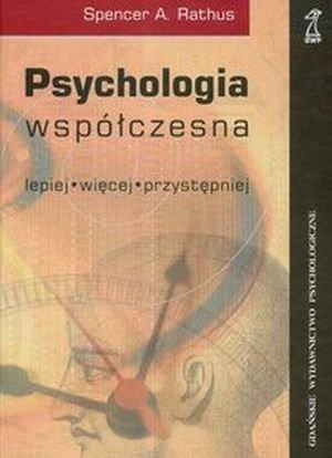 Psychologia współczesna