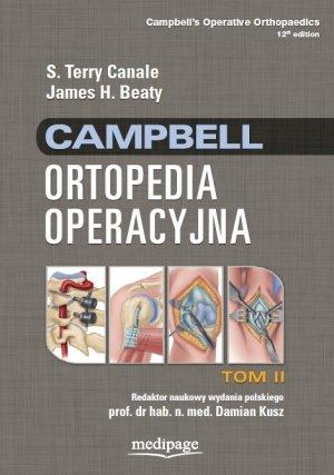 Campbell Ortopedia Operacyjna TOM 2