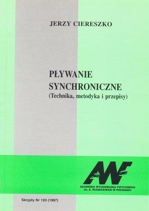 Pływanie synchroniczne (Technika, metodyka i przepisy)