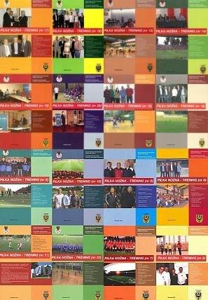 Kwartalnik Piłka nożna - Trening, Pakiet Numerów od 1 do 20