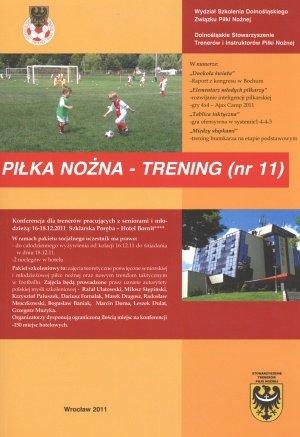 Kwartalnik Piłka nożna - Trening 11/2011