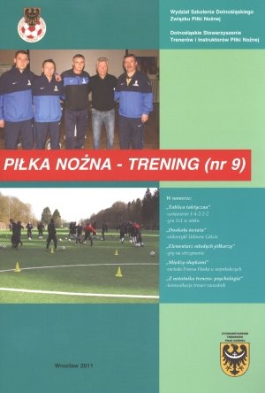 Kwartalnik Piłka nożna - Trening 9/2011