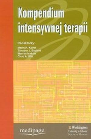 Kompendium intensywnej terapii