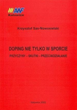 Doping nie tylko w sporcie Przyczyny Skutki Przeciwdziałanie
