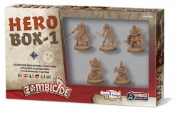 Zombicide: Hero box - 1 PL