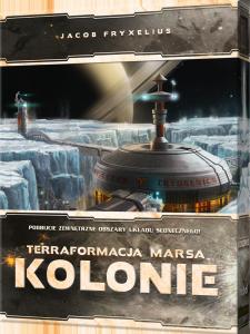 Terraformacja Marsa: Kolonie (dodatek)