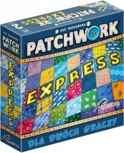 Patchwork Express (gra planszowa)