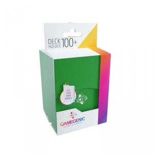 Gamegenic: Deck Holder 100+ - Green