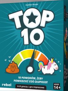 Top 10 - gra skojarzeń