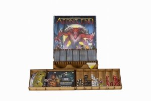 Insert do gry Aeon's End (2ed)